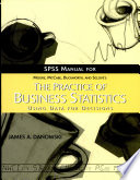The Practice of Business Statistics SPSS Manual