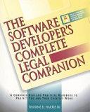 The Software Developer S Complete Legal Companion