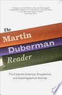 Ebook The Martin Duberman Reader Epub Martin Duberman Apps Read Mobile