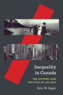 Inequality in Canada Book