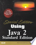 Special Edition Using Java 2