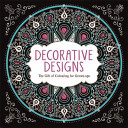 Decorative Designs : your inner calm and helps to de-stress....