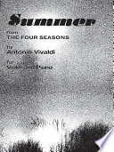 The Four Seasons  Summer