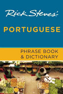 Rick Steves  Portuguese Phrase Book   Dictionary