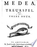 Medea Treurspel