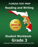 Florida Test Prep Reading and Writing Student Workbook Grade 3
