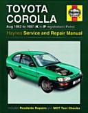 Toyota Corolla Service And Repair Manual