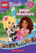 Lego Friends Jungle Adventure Chapter Book 6