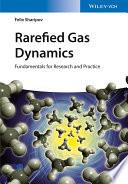 Fundamentals of Rarefied Gas Dynamics