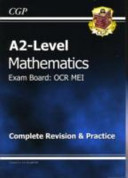A2 Level Maths OCR Mei Complete Revision   Practice