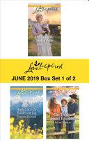 Harlequin Love Inspired June 2019 Box Set 1 Of 2