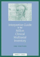 Interpretive Guide to the Millon Clinical Multiaxial Inventory