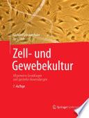 Zell Und Gewebekultur book