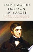 Ralph Waldo Emerson in Europe