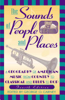 The sounds of people and places