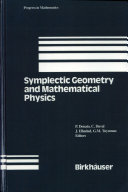 Book Symplectic Geometry and Mathematical Physics