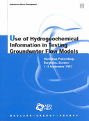 Use of hydrogeochemical information in testing groundwater flow models