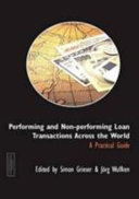 Performing and Non performing Loan Transactions Across the World