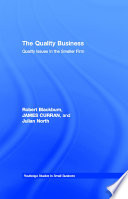 The Quality Business