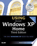 Special Edition Using Microsoft Windows XP Home
