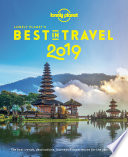 Lonely Planet's Best in Travel 2019 Cities And Best Value Destinations For 2019 Drawing
