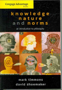 Knowledge  Nature  and Norms Book PDF