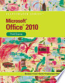 Microsoft Office 2010  Illustrated Third Course