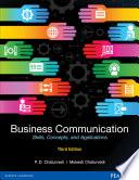 Business Communication  3 e