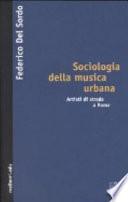 Sociologia della musica urbana