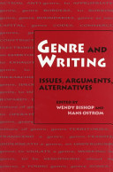 Genre and Writing