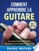 illustration Comment Apprendre La Guitare
