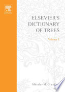 Elsevier's Dictionary of Trees