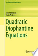 Quadratic Diophantine Equations