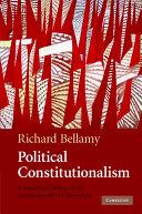 Political Constitutionalism