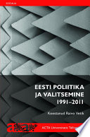 Eesti poliitika ja valitsemine 1991–2011
