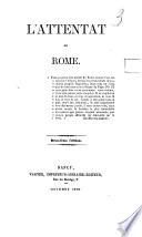 L'attentat de Rome