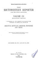 The Southwestern Reporter