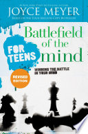 Battlefield Of The Mind For Teens book