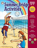Summer Bridge Activities  Bridging Grades 6 7