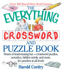 Everything Crossword and Puzzle Book