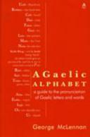 A Gaelic Alphabet