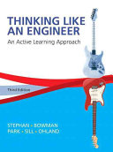 Thinking Like an Engineer Edition Is Specifically Designed To Utilize An Active