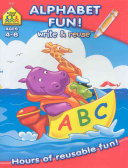 Alphabet Fun A Wipe off Book
