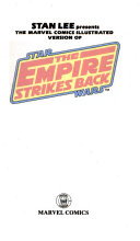 Stan Lee presents the Marvel Comics illustrated version of star wars  the empire strikes back