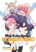 Miss Kobayashi S Dragon Maid Vol 4