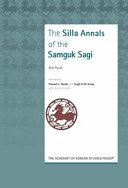 Los Anales Del Reino de Sila, de la Historia de Los Tres Reinos