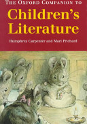 The Oxford Companion to Children s Literature