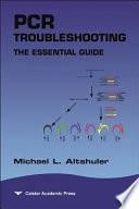 PCR Troubleshooting