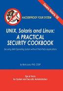 Unix Solaris And Linux