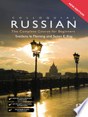 Colloquial Russian  eBook And MP3 Pack